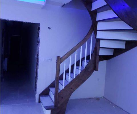 Ahşap Merdiven-24