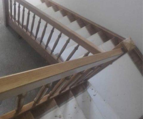 Ahşap Merdiven-31