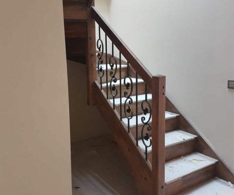 Ahşap Merdiven-38