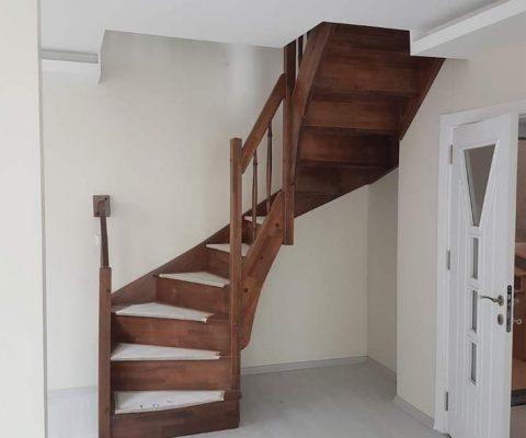 Ahşap Merdiven-40