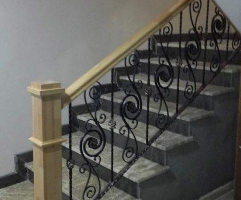 Ahşap Merdiven-42